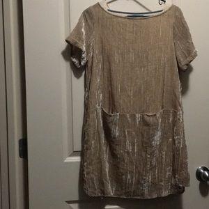 Velvet Tunic/Dress